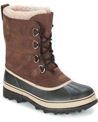 Sorel Snowboots Caribou - Bruin