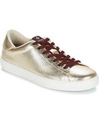 Victoria - DEPORTIVO METALIZADO Chaussures - Lyst