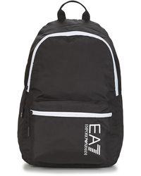 EA7 Rugzak Train Core U Backpack A - Zwart