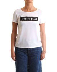 Pennyblack 19710119 T-Shirt/Polo blanc T-shirt