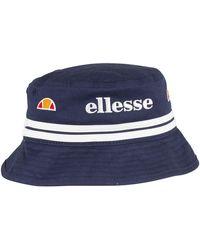 Ellesse Lorenzo Bucket Hat - Blu