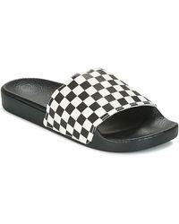 Vans Slide-on, Sandalias Hombre - Negro