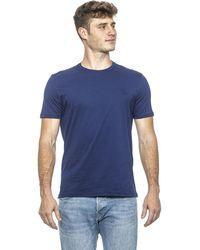 Billionaire Jania T-shirt - Bleu