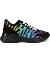 Hogan Lage Sneakers Gyw3850az10cr0b999 - Zwart