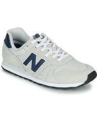 New Balance Lage Sneakers 373 - Naturel