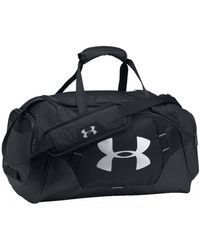 Under Armour Sporttas Undeniable Duffel 3.0 S 1300214-001 - Zwart