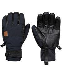 Quiksilver Handschoenen Squad Glove - Zwart