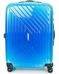 American Tourister - Air Force 1 76cm 4r Women's Hard Suitcase In Blue - Lyst
