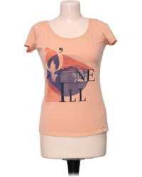 O'neill Sportswear Top manches courtes - S Blouses - Rose
