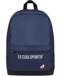 Le Coq Sportif Sac à dos Sac à dos Essentiels - Bleu