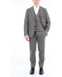 Gabriele Pasini G12471GP12425 Costumes - Gris