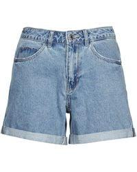 Vero Moda VMNINETEEN Short - Bleu