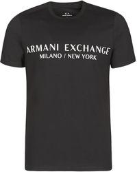 Armani Exchange HULI - Negro