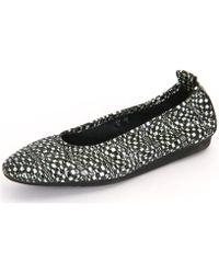 Arche - Lactae Noir Laius Gr Granite Popa Women's Shoes In White - Lyst