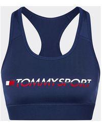 Tommy Hilfiger - S10S100072 SPORTS BRA MEDIUM - Lyst