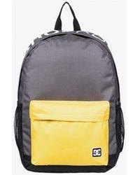 DC Shoes Backsider Edybp03202 Backpack - Grey