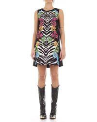Versace Jeans Couture Vestido D2HVB431-S0796 - Negro
