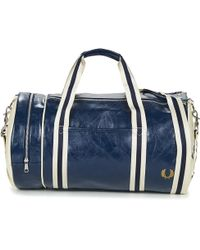 fcd0a7ae5 Men's Fred Perry Holdalls Online Sale - Lyst