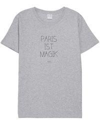 Civissum PARIS IST MAGIC T-shirt - Gris