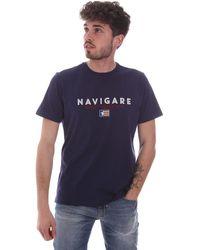 Navigare NV31139 T-shirt - Bleu