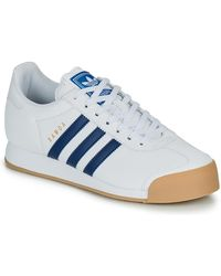 adidas Lage Sneakers Samoa - Wit