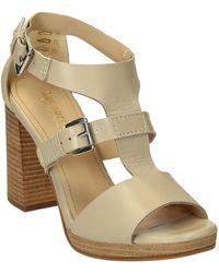 Leonardo Shoes - 1504/1 GUANTINO AVENA - Lyst