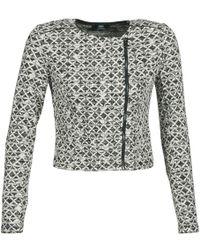 Le Temps Des Cerises - Kathleen Women's Jacket In Black - Lyst