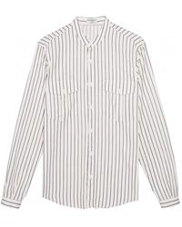 Éditions MR Overhemd Lange Mouw - Wit