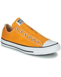 Converse - Instappers Chuck Taylor All Star Slip Seasonal Color - Lyst