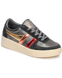 Gola Lage Sneakers Grandslam Shimmer Flare - Grijs