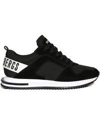 Bikkembergs Lage Sneakers B4bkm0028 - Zwart