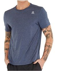 Reebok DP6143 T-shirt - Bleu