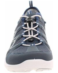 Ecco Chaussures Terracruise - Gris