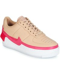 promo code cffe4 cdf12 Nike - Air Force 1 Jester Xx W Women s Shoes (trainers) In Beige -