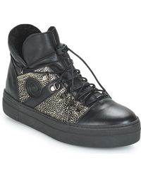 Pataugas - Hoge Sneakers Whip - Lyst