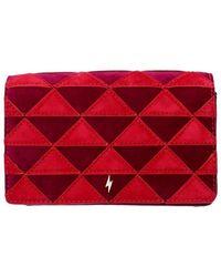 PAULS BOUTIQUE London PBN127870 femmes Sac à main en rouge
