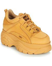 Buffalo Lage Sneakers Noumera - Bruin