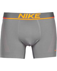 Nike Boxers ELITE MICRO - Gris