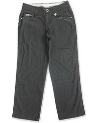 Esprit Pantacourt Femme 34 - T0 - Xs Pantalon - Noir