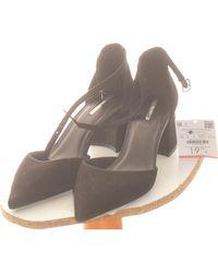 Bershka Paire D'escarpins 36 Chaussures escarpins - Noir