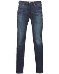 Levi's Skinny Jeans Levis 511 Slim Fit - Blauw