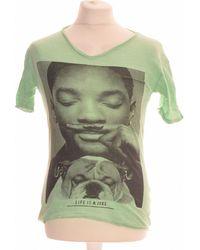 ELEVEN PARIS T-shirt Manches Courtes 34 - T0 - Xs T-shirt - Vert