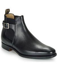 Barker Sergey Mid Boots - Black