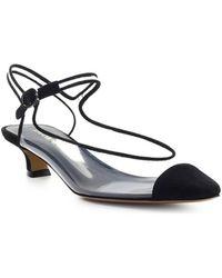 Armani Escarpins Kitten Chaussures escarpins - Noir