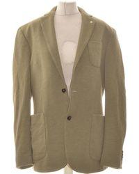 Mango Veste De Costume 40 - T3 - L Vestes de costume - Vert