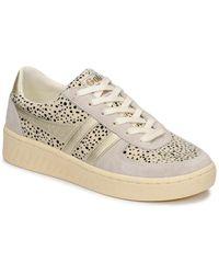 Gola Lage Sneakers Grandslam Savanna - Wit