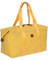 Bric's Borsone piccolo 2 in 1 X-Bag TU Lemon - Giallo