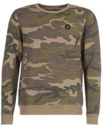 Le Temps Des Cerises - Carl Men's Sweatshirt In Green - Lyst