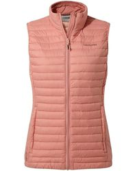 Craghoppers Gilet - Rouge