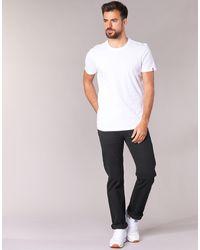 Levi's Straight Jeans Levis 501® ®original Fit - Zwart